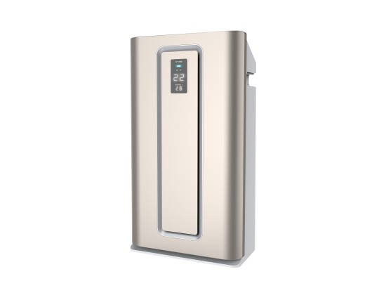 Top Sell Home Air Purifier Ionizer With Hepa filter from china mainland air purifier manufacturer